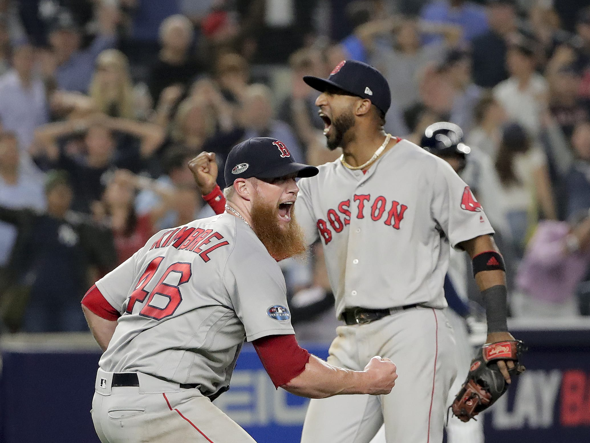 בייסבול: בוסטון ניצחה, הושלמה תמונת העולות לגמר החטיבה