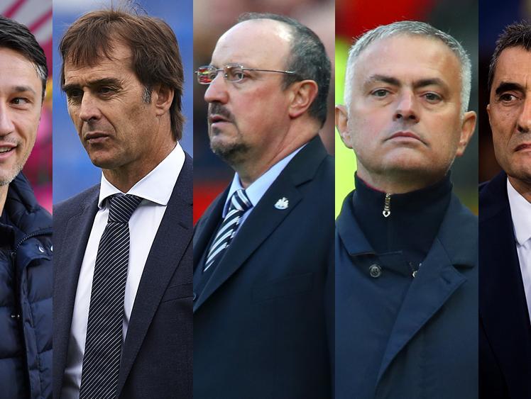 הצביעו בסקר: איזה מאמן מפורסם יאבד ראשון את עבודתו?