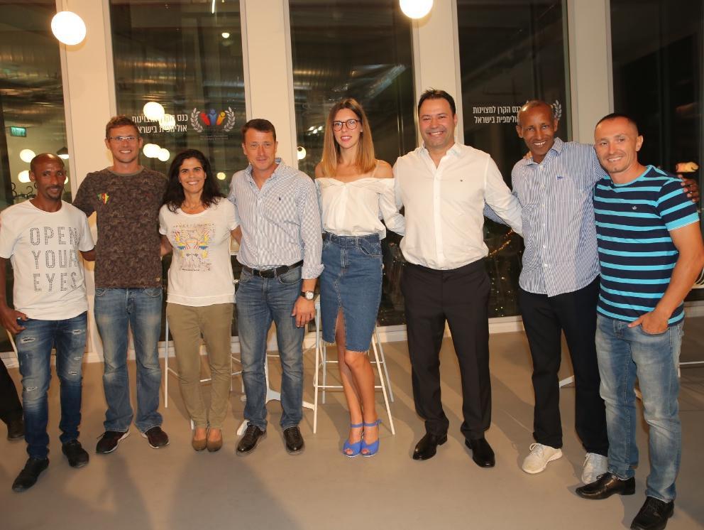 הקרן למצוינות אולימפית בישראל ערכה כנס בכורה: