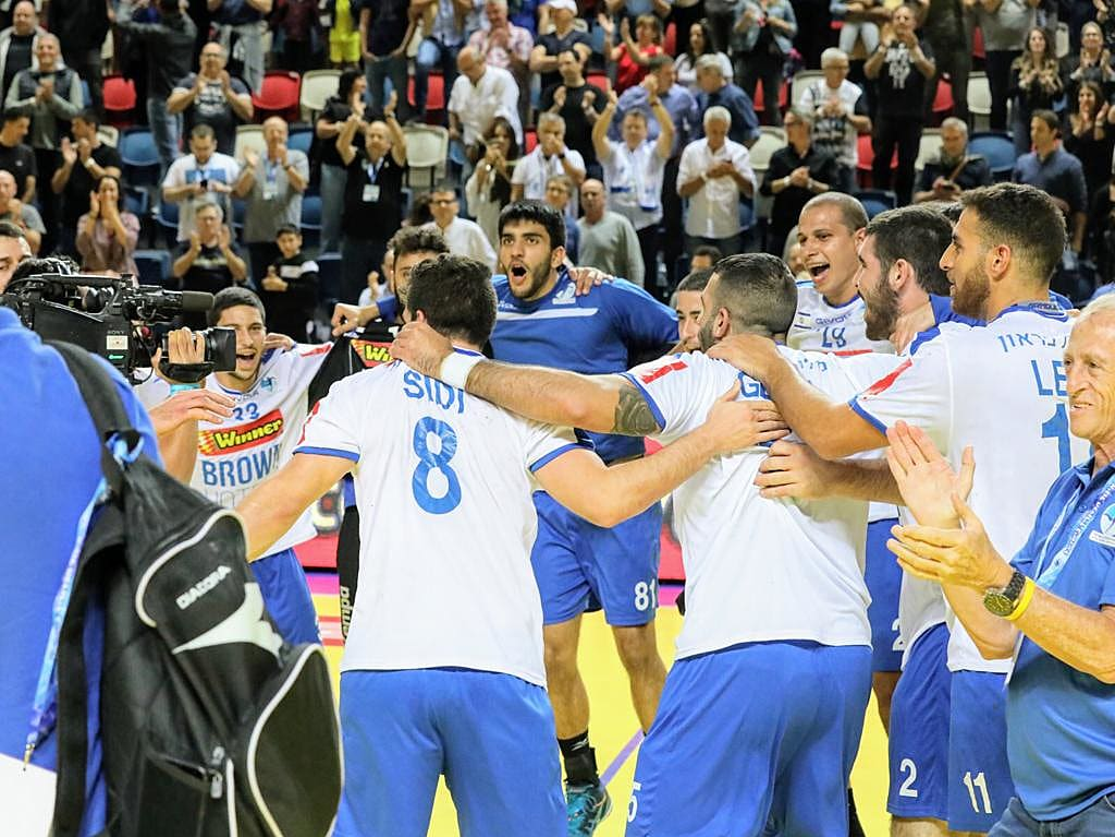 כדוריד: נבחרת ישראל גברה על נבחרת פולין 24:25 במוקדמות אליפות אירופה