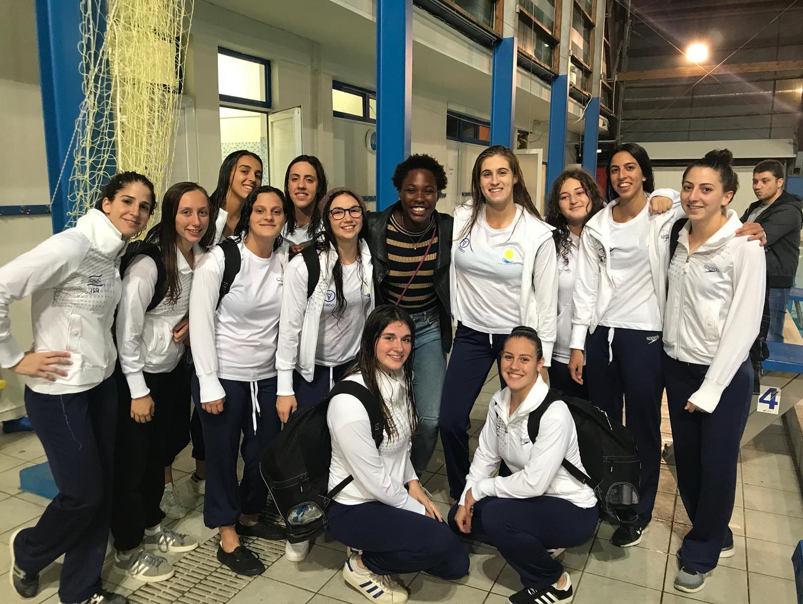 ארגון ה-BDS יגרום לביטול משחקה של נבחרת הנשים בכדורמים?