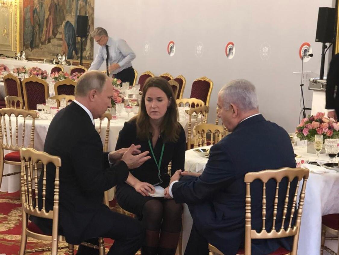 פוטין: אין פגישה מתוכננת עם נתניהו בחודשים הקרובים
