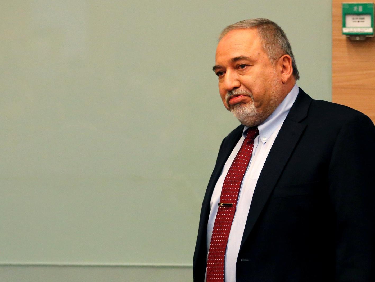 מכונה לקבלת החלטות: שר הביטחון אביגדור ליברמן הפתיע את צה