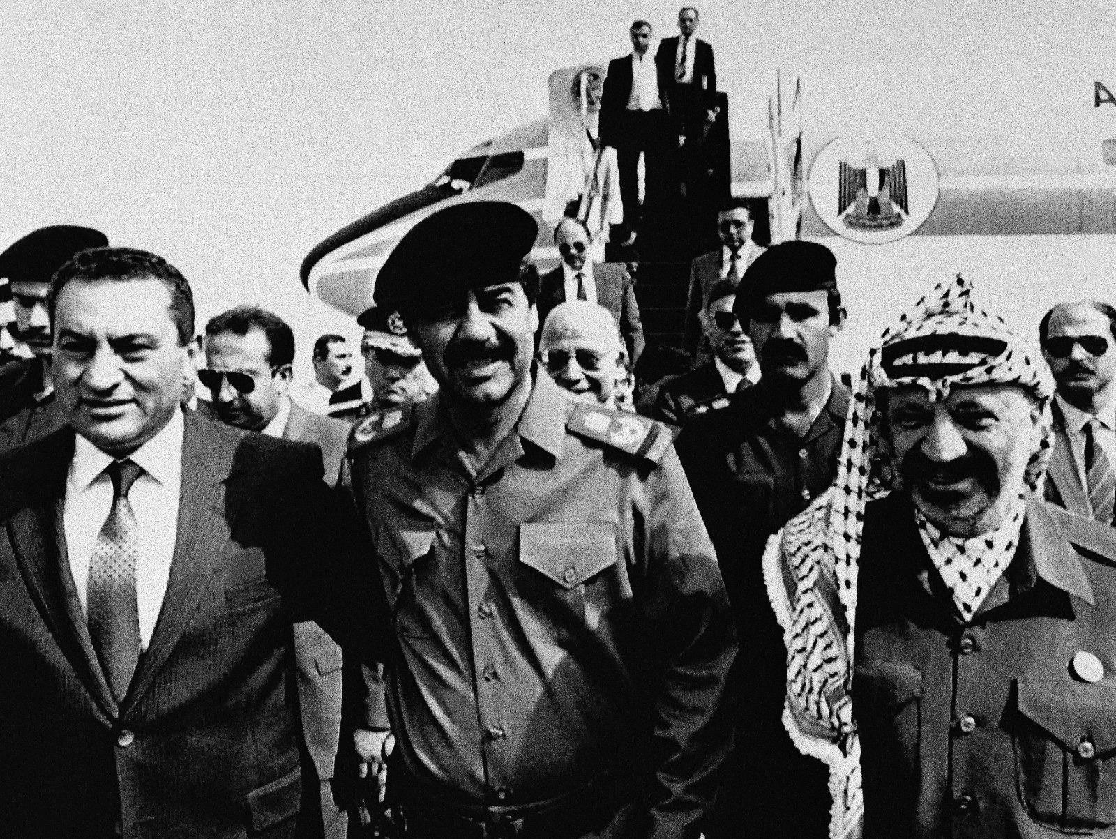 הכרזת העצמאות של ערפאת שרק דחתה את החלום הפלסטיני