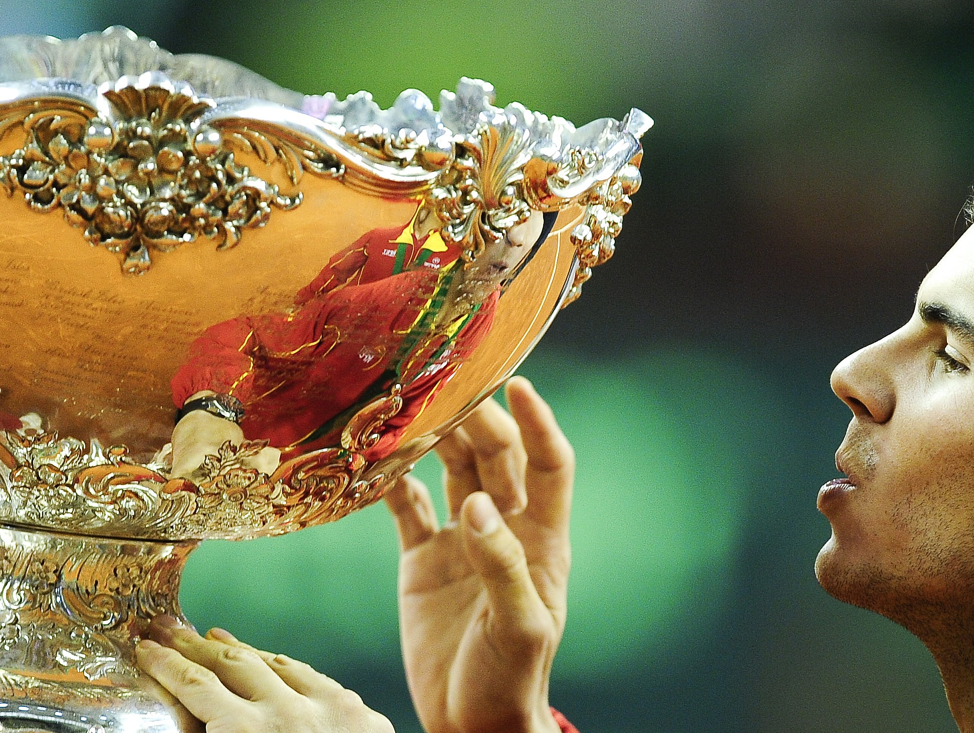 היה שלום גביע דייויס: המספרים מההיסטוריה של הטורניר לפני השינוי