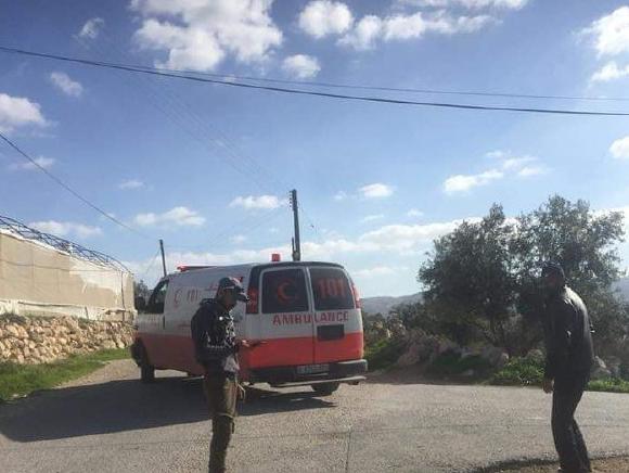 ניסיון דריסה ליד חברון: ניסה לפגוע בלוחמי מג