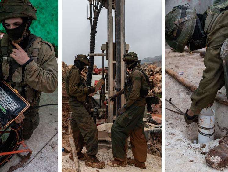 מנהרה שלישית אותרה בגבול לבנון; נתניהו: חיזבאללה שוגה בהערכת כוחנו