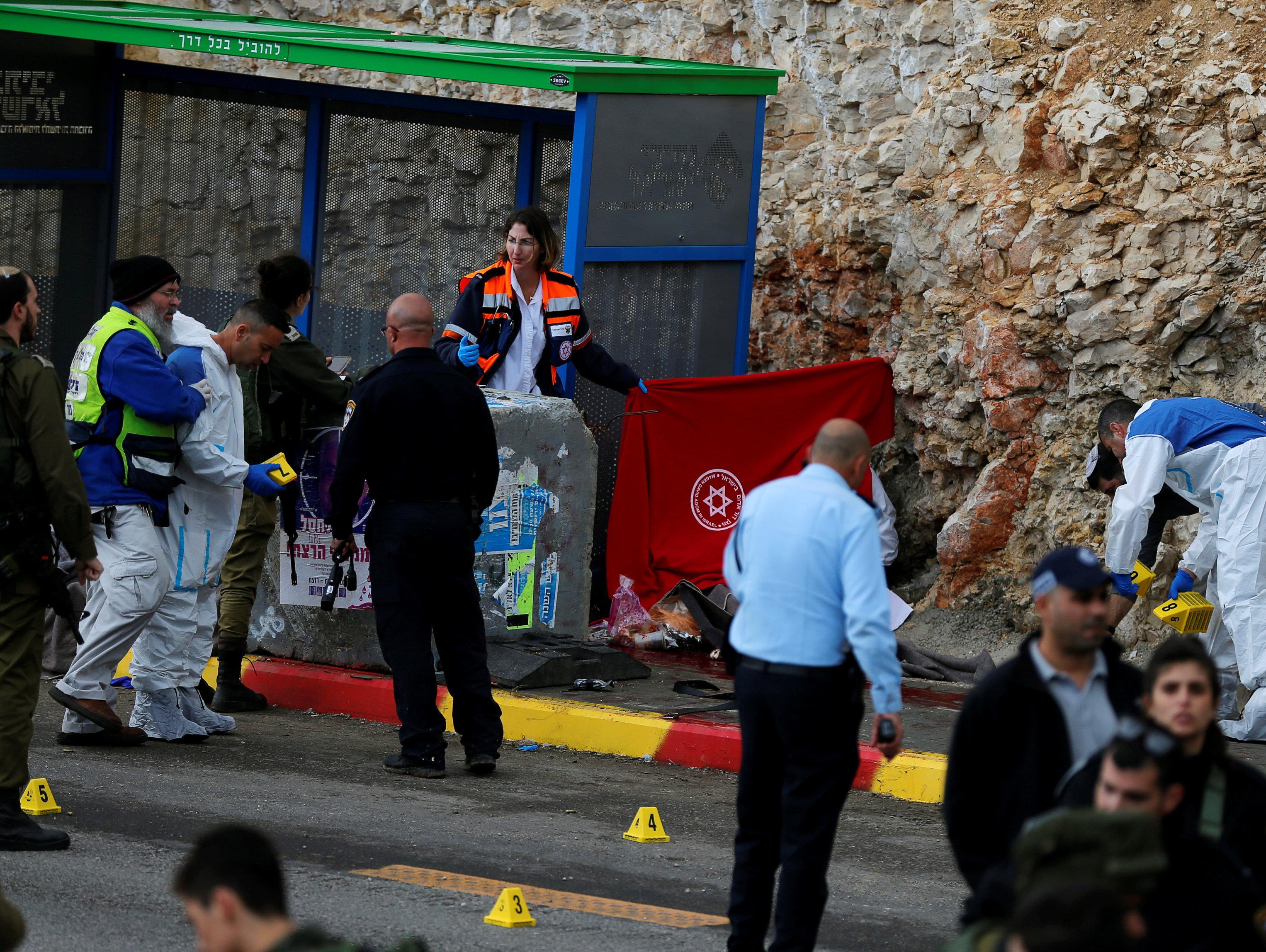 חמאס: הפיגוע בגבעת אסף הוא התגובה ל