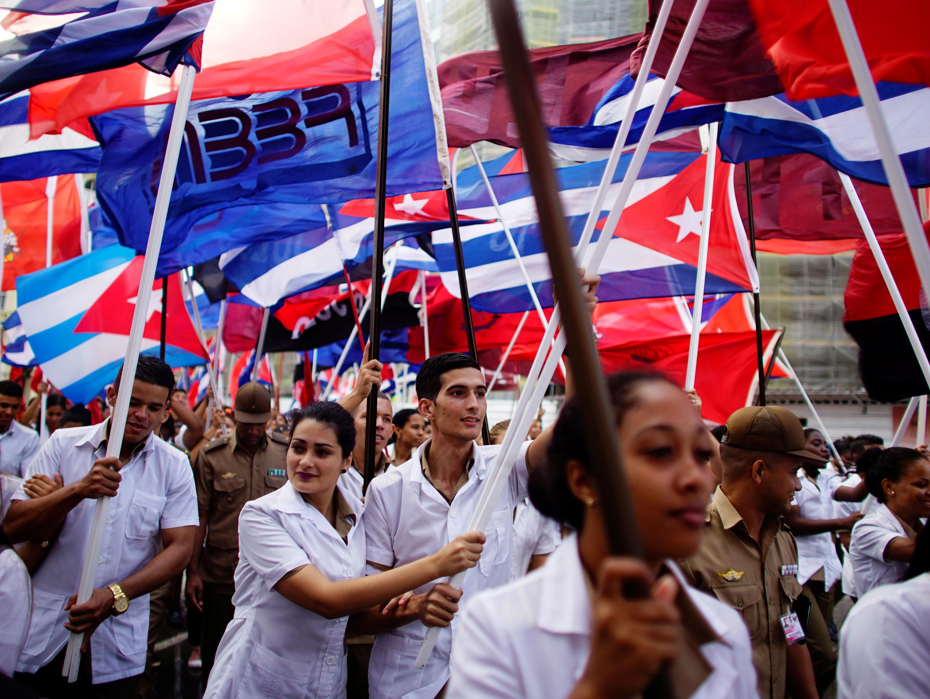 הופכים את מדיניות אובמה: ממשל טראמפ יאפשר לתבוע את קובה