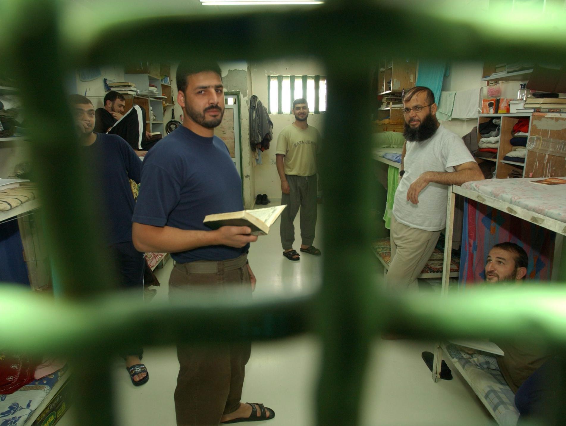 דיווח פלסטיני: האסירים הביטחוניים החלו בשביתת הרעב בבתי הכלא