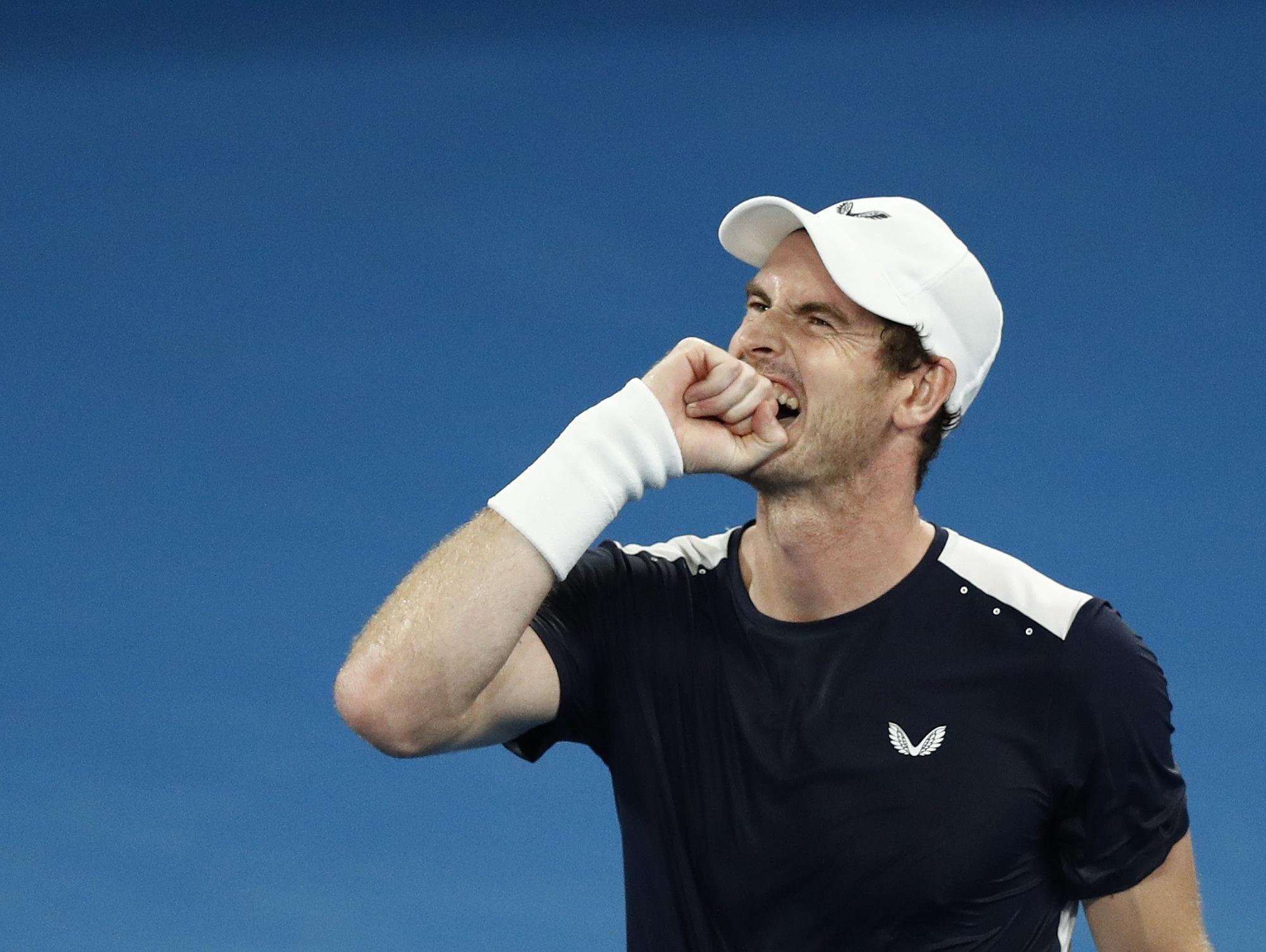 אליפות אוסטרליה: אנדי מארי נתן פייט, אבל הפסיד לבאוטיסטה אגוט