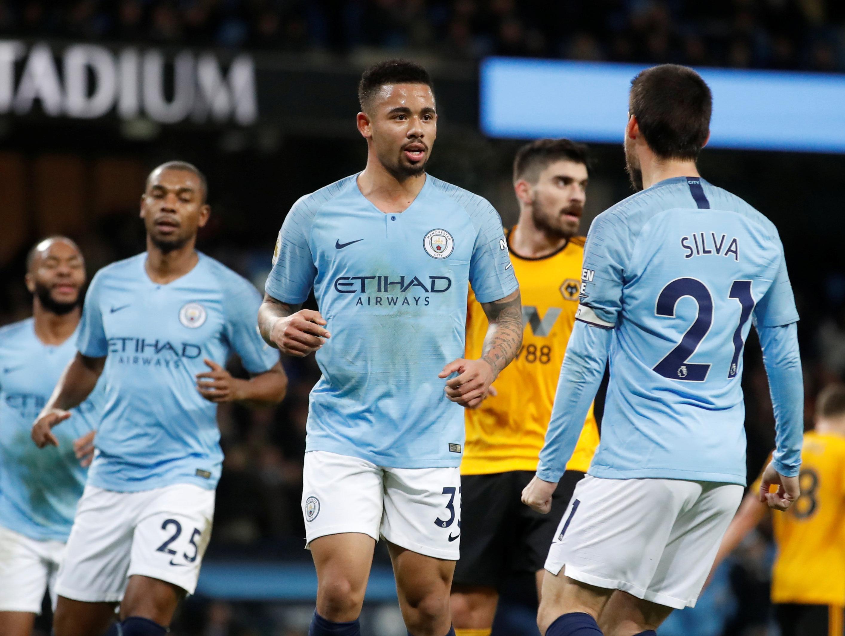 הפער מליברפול שוב 4: מנצ'סטר סיטי ניצחה 0:3 את וולבס