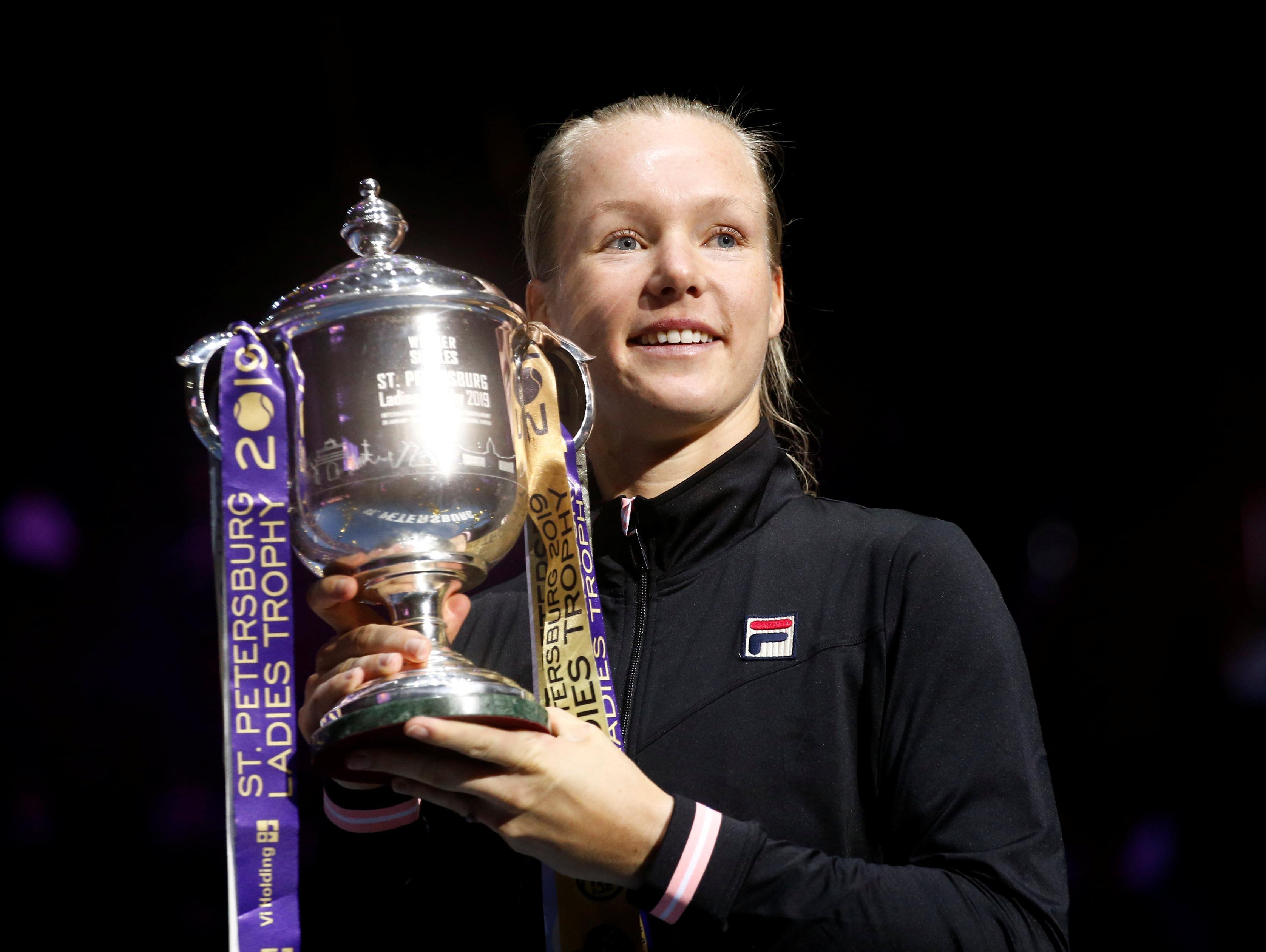 תואר שמיני בקריירה: קיקי ברטנס זכתה בטורניר סנט פטרסבורג