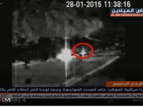 רגעי פגיעת הטיל ברכב הצבאי: חיזבאללה חשף תיעוד מהמארב בהר דב