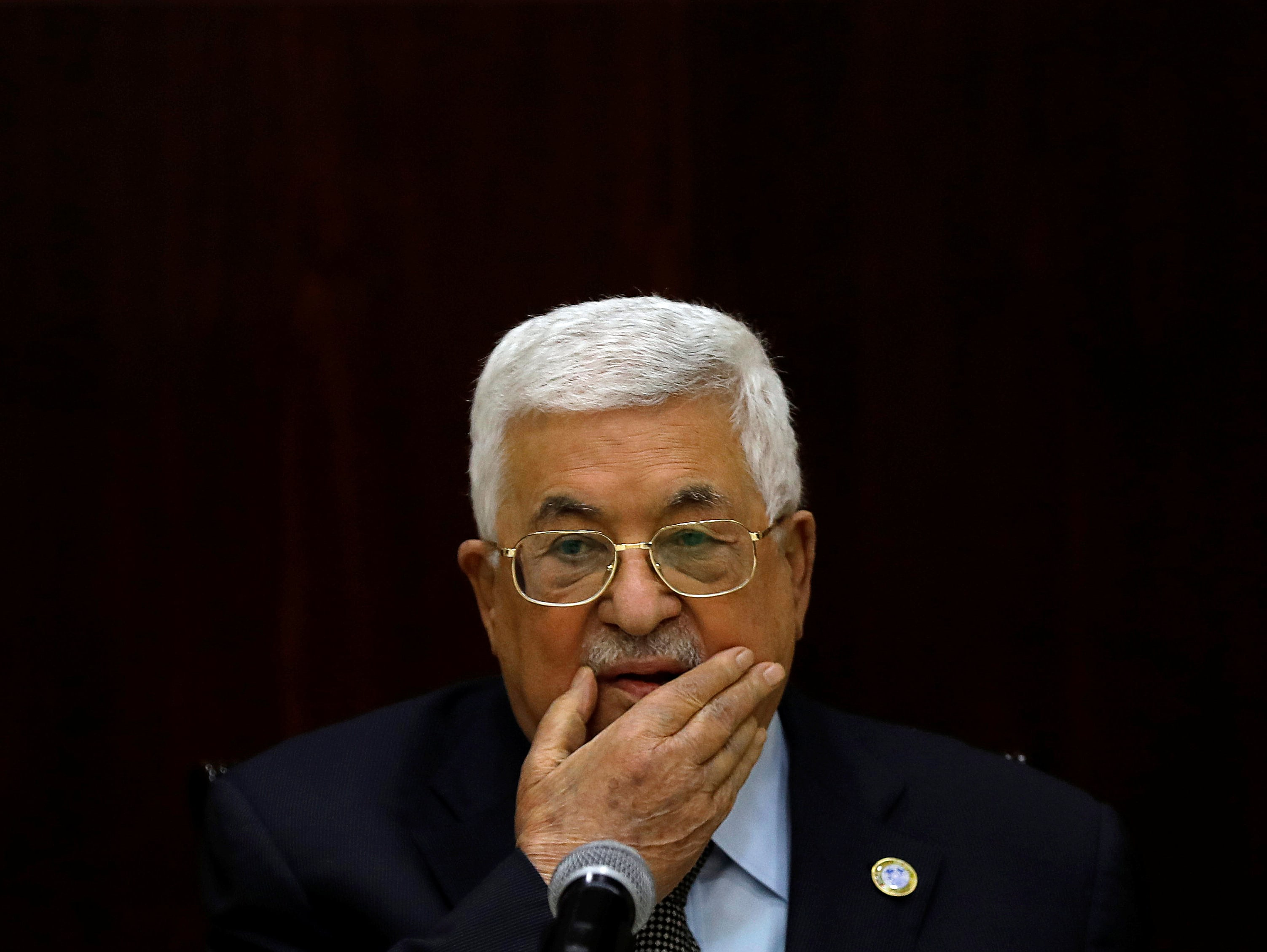 אבו מאזן: לא נקבל עוד את כספי המסים שישראל גובה עבורנו
