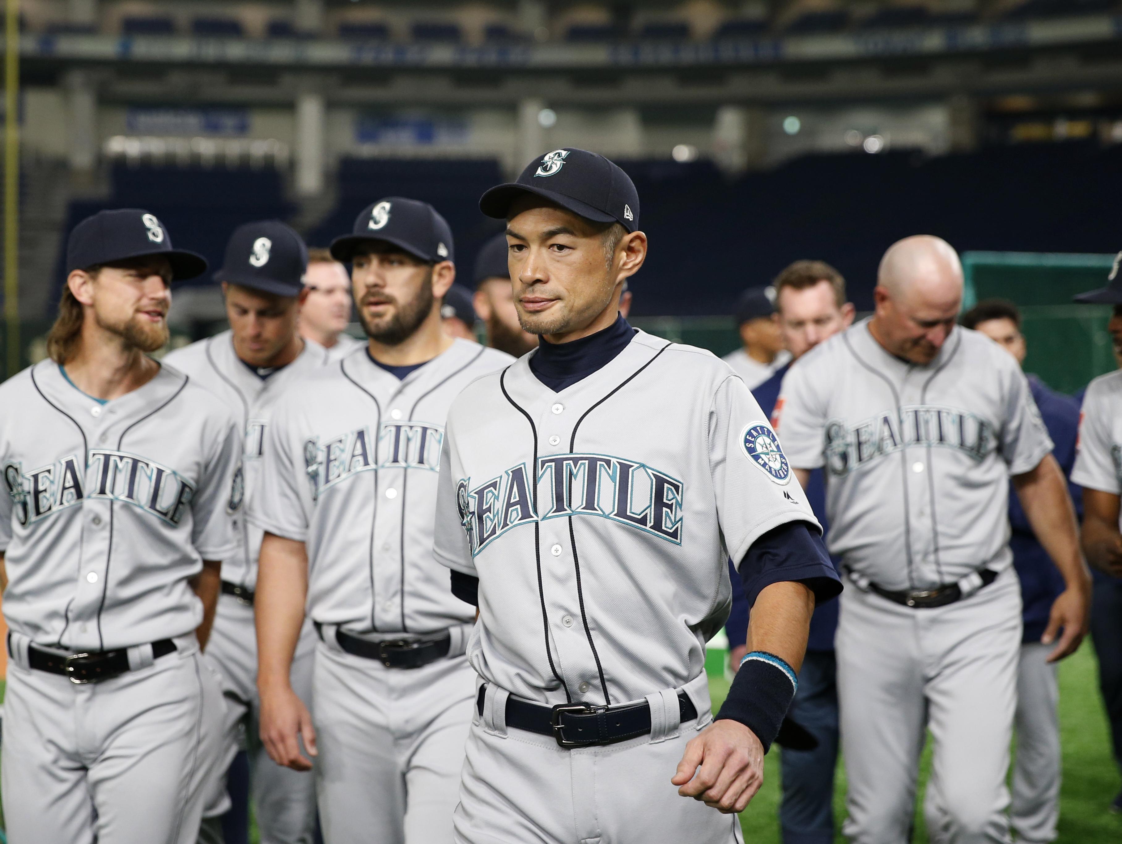 עונת ה-MLB נפתחה ביפן, סיאטל וסוזוקי ניצחו את אוקלנד