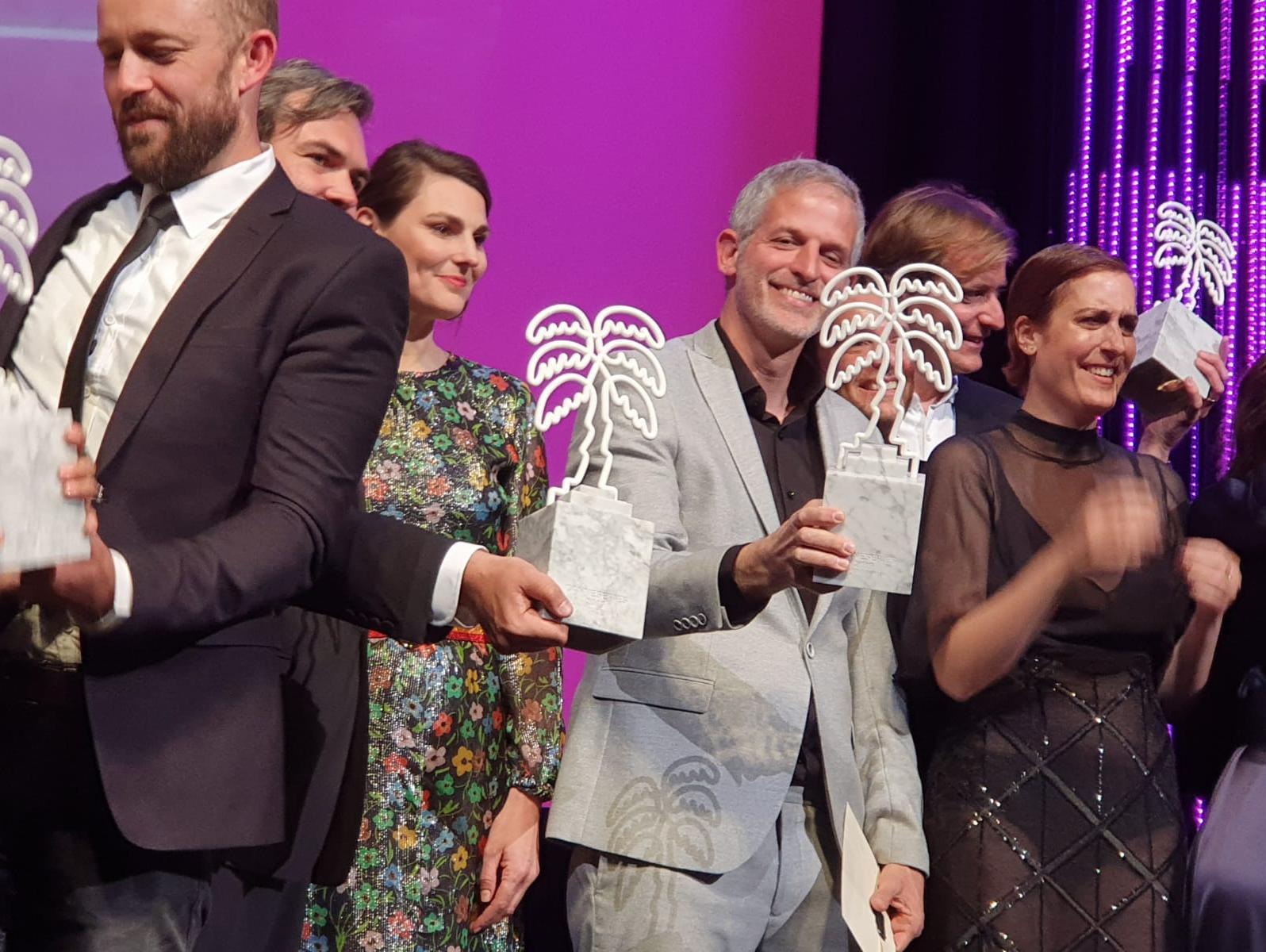 עוד הישג ישראלי: רשף לוי זכה בפרס המשחק בפסטיבל CannesSeries