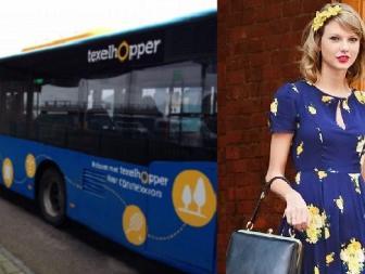 טיילור סוויפט אוהבת להתלבש כמו תחבורה ציבורית - צפו בהוכחות