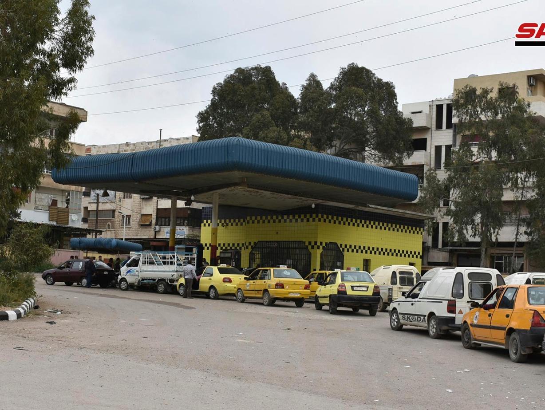 איראן סגרה את ברז הנפט: סוריה חווה משבר דלק חמור
