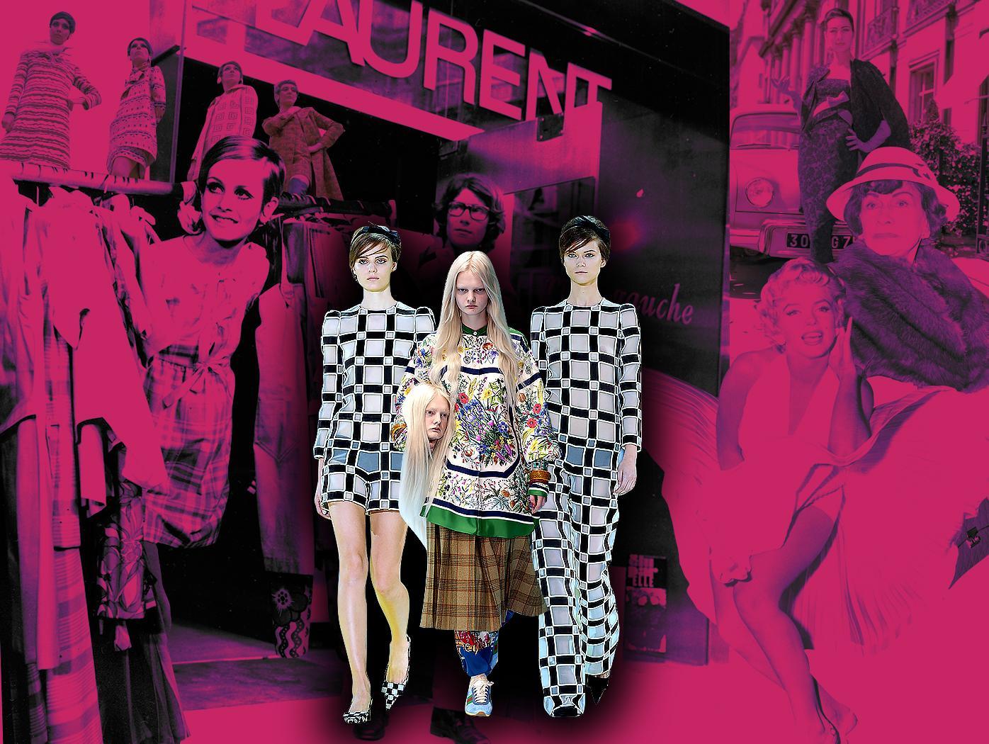 תצוגות האופנה הגדולות