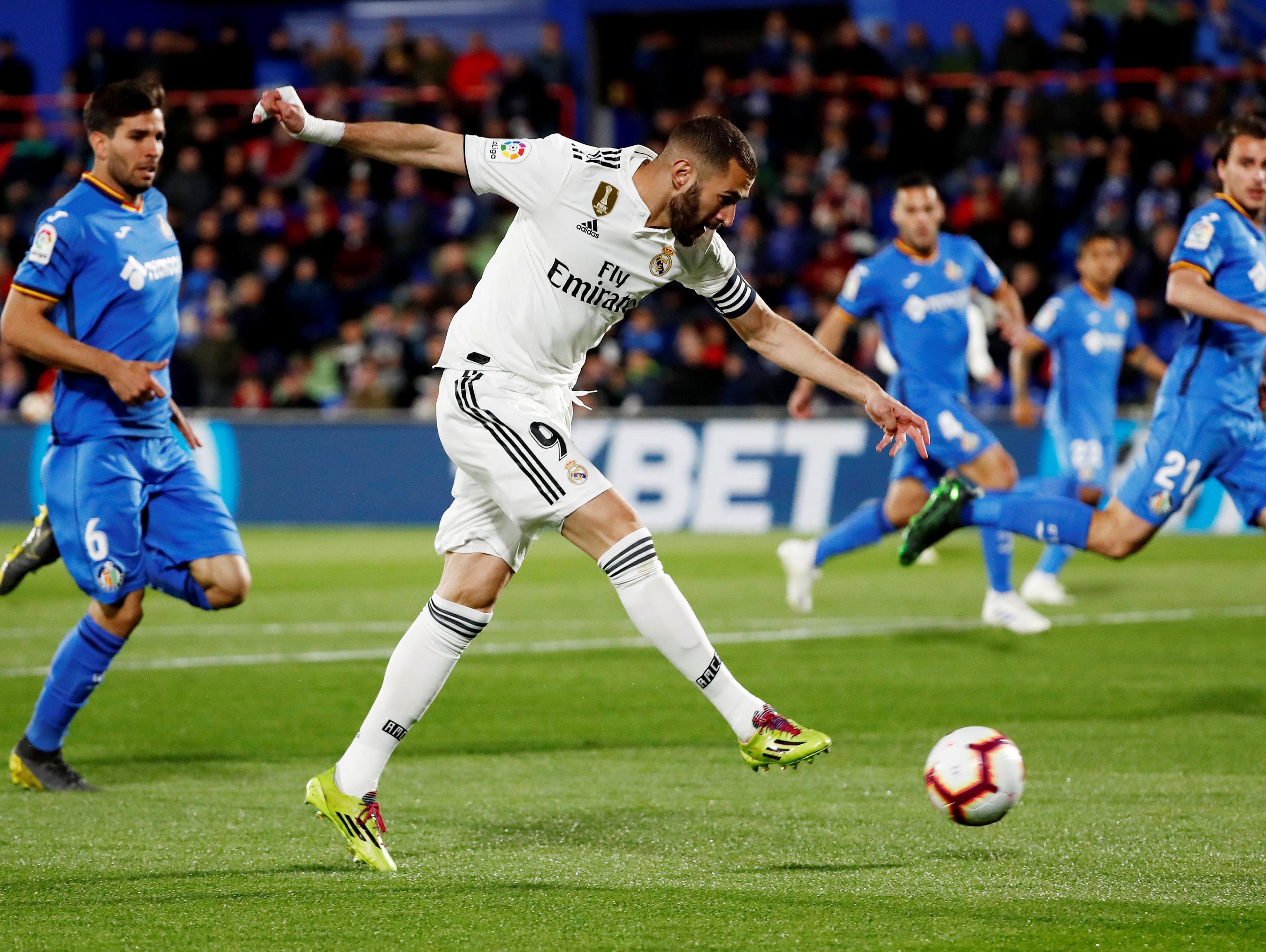 ספרד: חטאפה וריאל מדריד נפרדו ב-0:0 בינוני