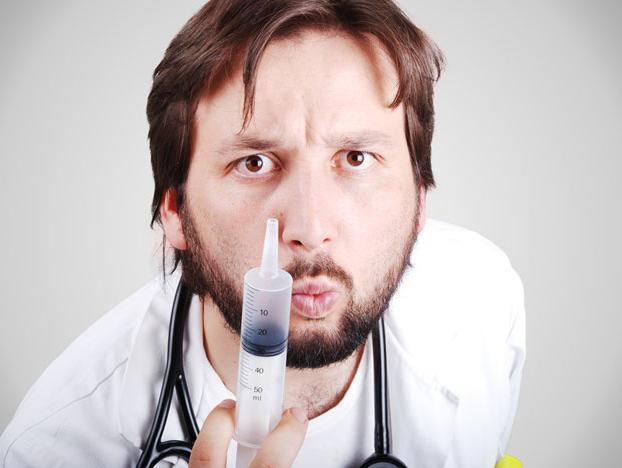 הרופא השבוז: קראו את הפרק הראשון של