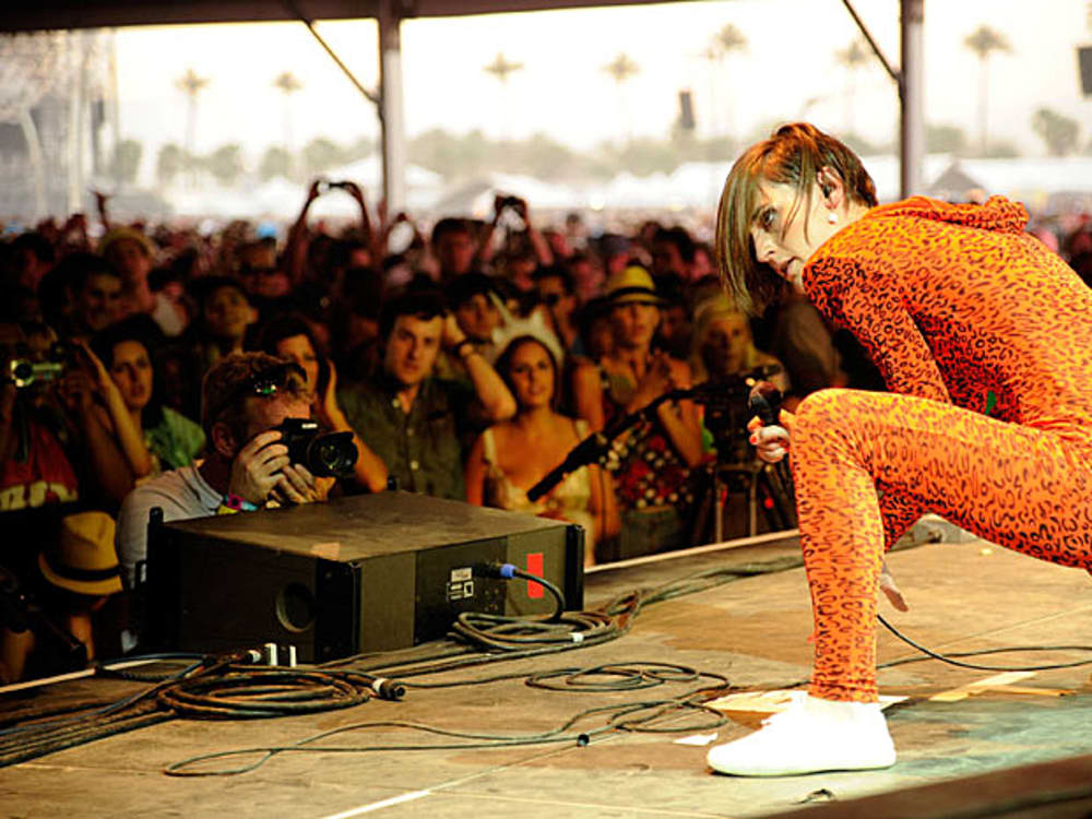 Yelle (GettyImages , Karl Walter)