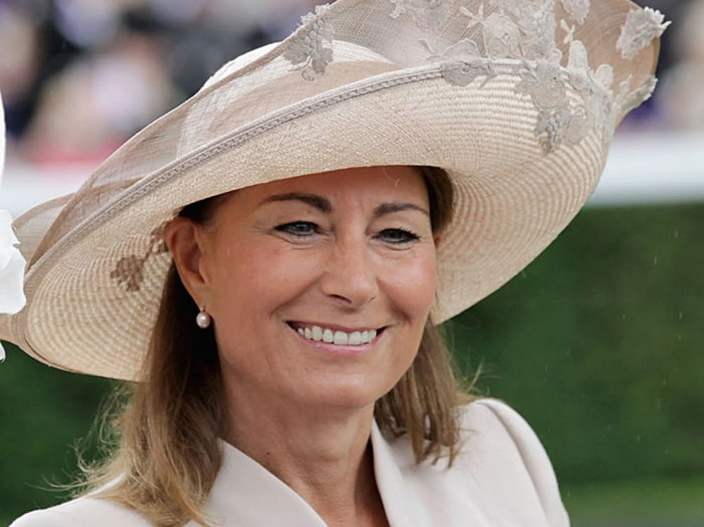 Carole Middleton arrives as part of the royal carriage procession on day three of Royal Ascot at Ascot Racecourse on June 14, 2011 in Ascot, United Kingdom. Photo by Chris Jackson (GettyImages , Chris Jackson)