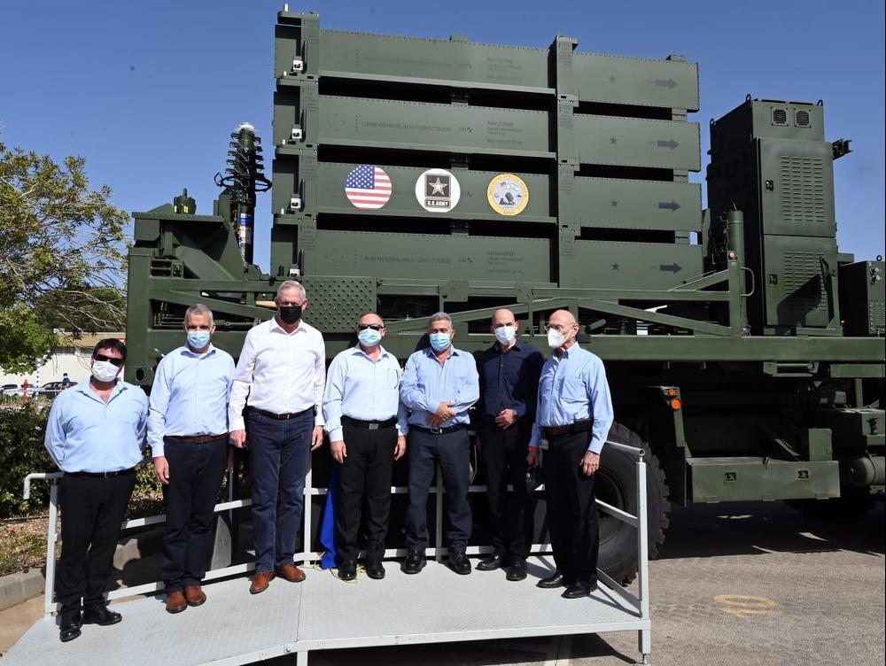 À partir de la date de livraison de la batterie Iron Dome à l'armée américaine le 30 septembre 2020