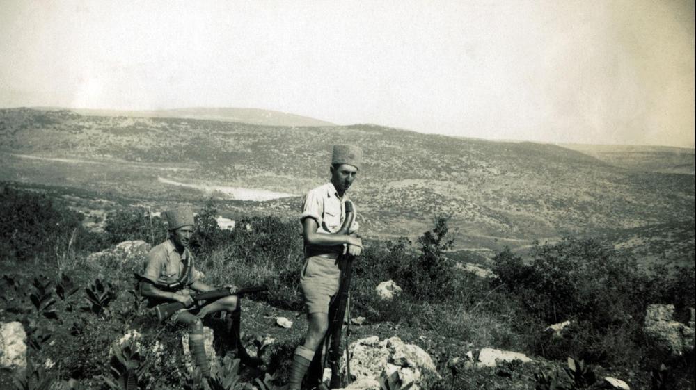 אלבום הקורפורל -הצצה לחיי יחידת נוטרים בזמן המאורעות 1937-1938