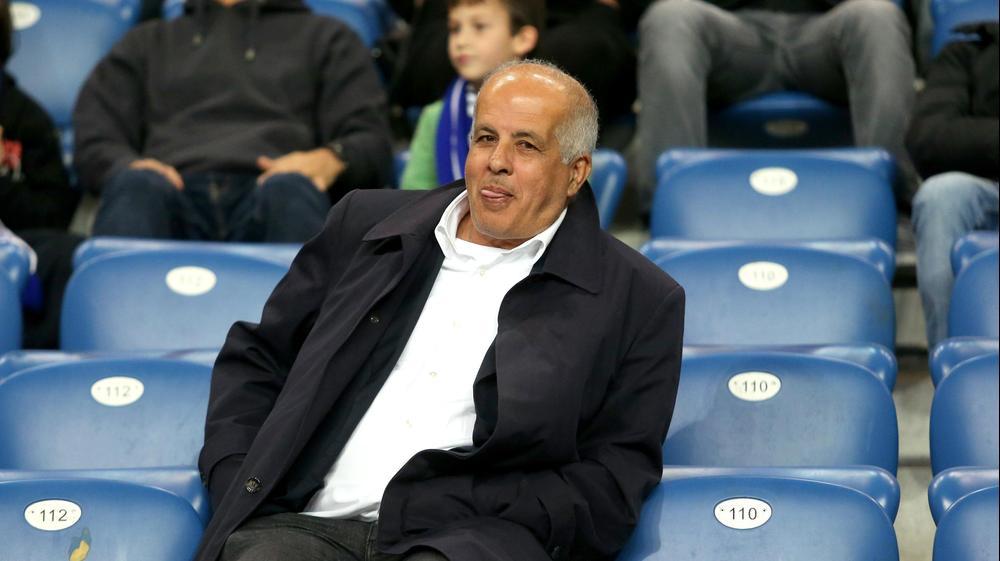 """אבי לוזון לשעבר יו""""ר ההתאחדות לכדורגל"""