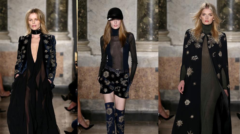 אמיליו פוצ'י שבוע האופנה במילאנו סתיו-חורף 2015-16. GettyImages