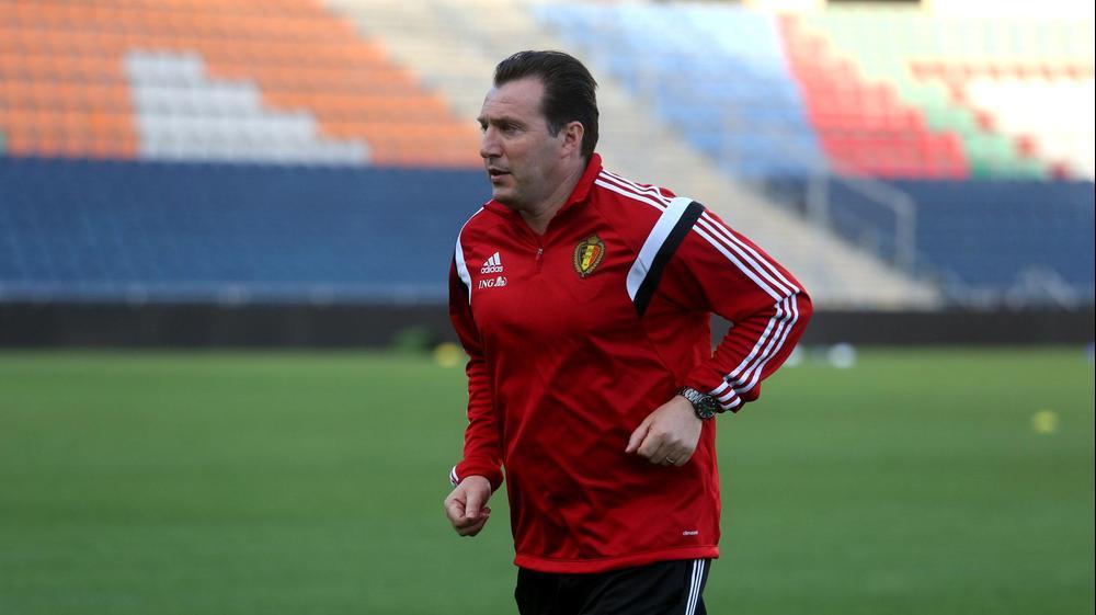 מארק וילמוטס מאמן נבחרת בלגיה. קובי אליהו