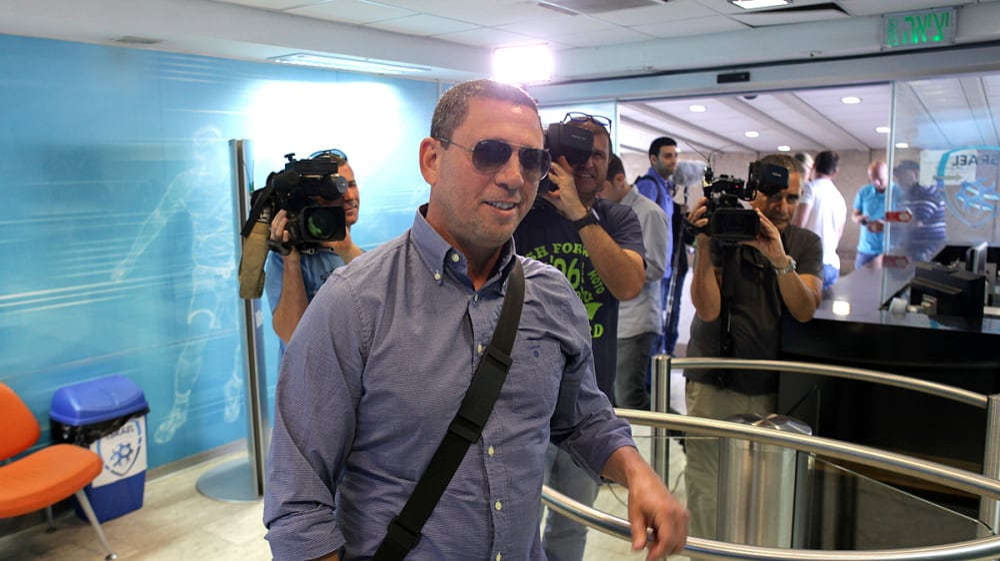 מועמד לאימון נבחרת ישראל ניר קלינגר
