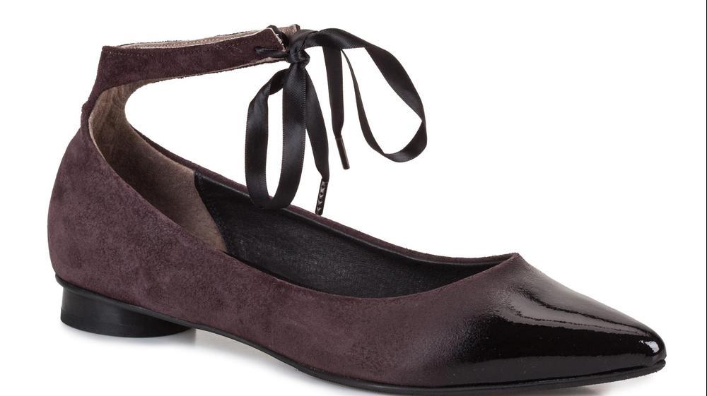 נעלי דניאלה להבי מקולקציית סתיו/חורף 2016/17. אודי דגן, מערכת וואלה! NEWS