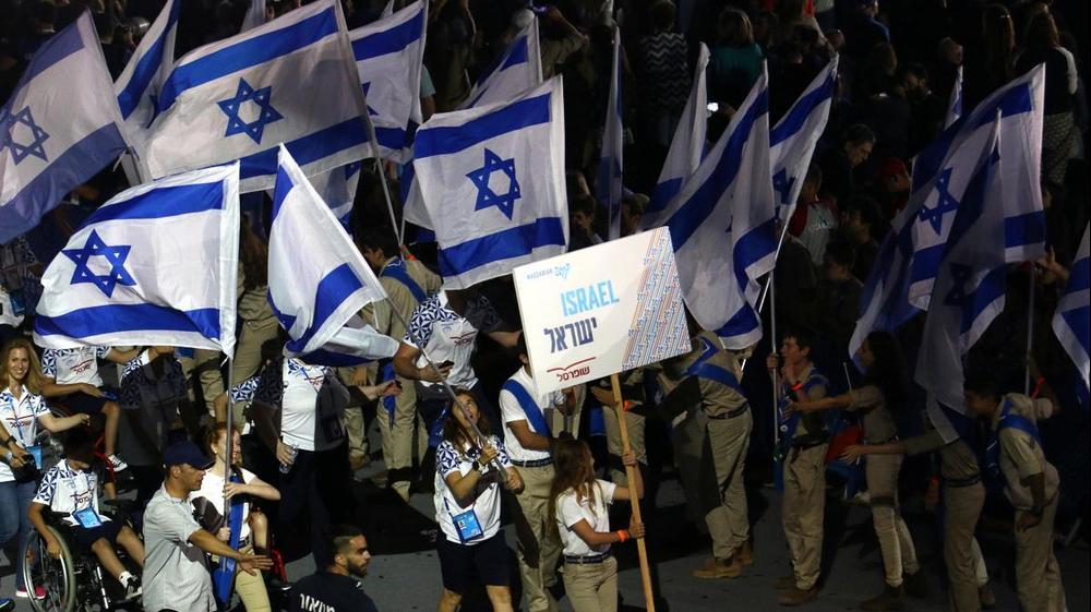 משלחת ישראל, מכביה 2017