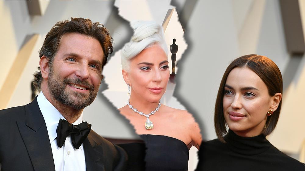 בראדלי קופר, ליידי גאגא בטקס האוסקר 2019. GettyImages
