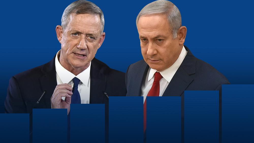 השקת קמפיין חוסן לישראל בראשות בני גנץ, גני התעורכה, תל אביב 29 בינואר 2019. ראובן קסטרו