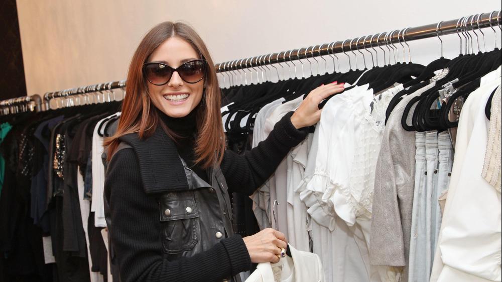 בלוגרית האופנה אוליביה פאלרמו. GettyImages