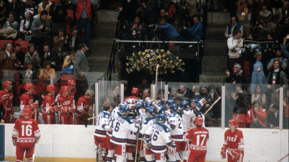 שחקני נבחרת ארצות הברית בהוקי ב-1980