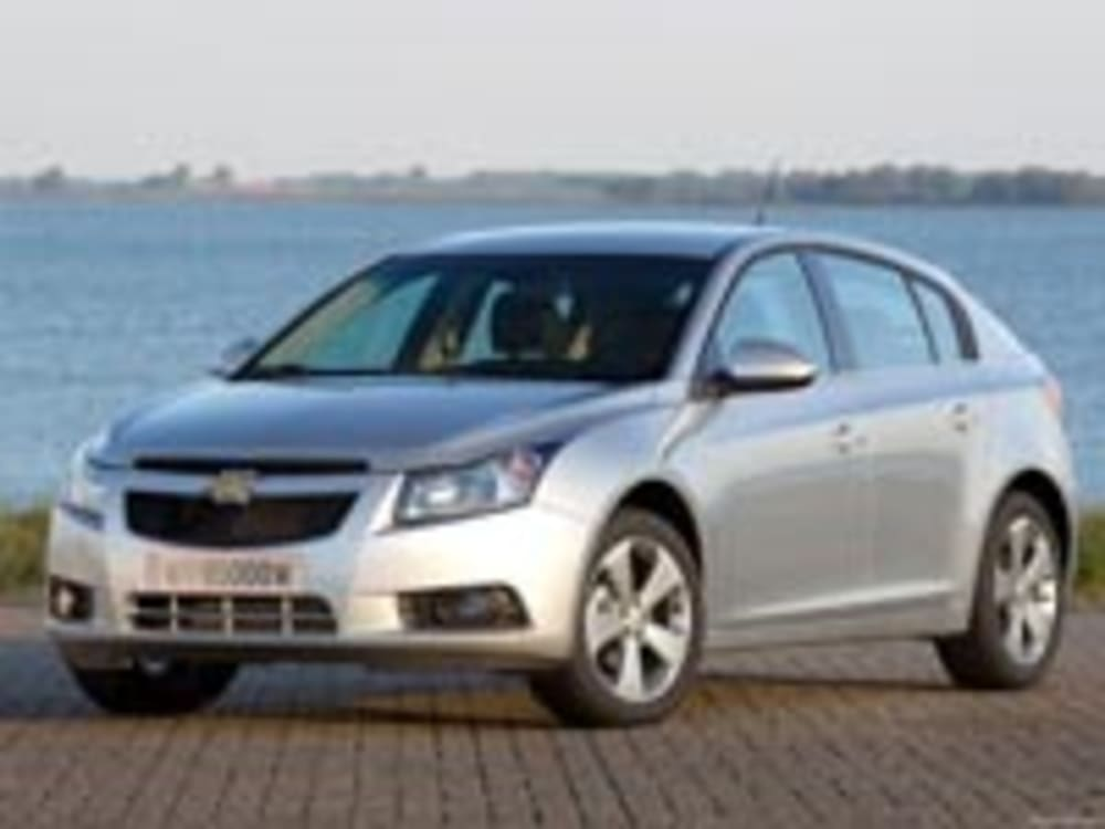 שברולט קרוז Chevrolet-Cruze Hatchback