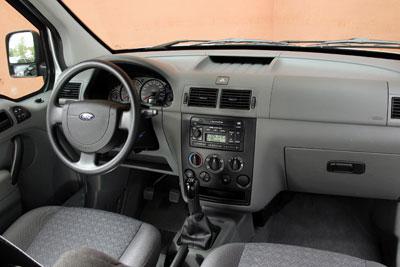 משהו רציני פורד טורנאו קונקט TDCi 1.8 ידנית 8 מושבים ארוך - וואלה! רכב HY-21