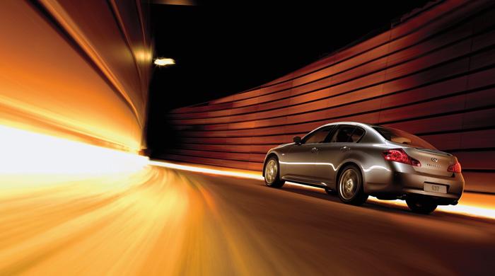 מגניב אינפיניטי G37 סדאן 3.7 ל' V6 - וואלה! רכב BD-73
