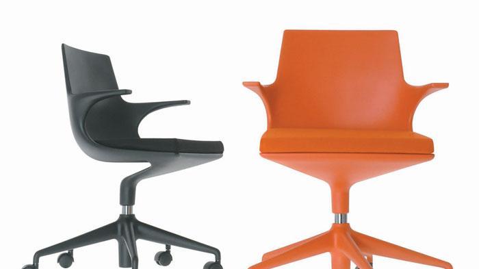 האופנה האופנתית כיסא מחשב מסתובב בעיצוב מסחרר: 15 אפשרויות - וואלה! בית ועיצוב XV-72