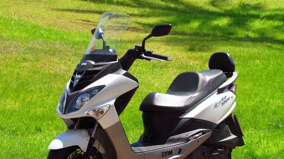 מאוד סאן יאנג ג'ויירייד, הקטנוע הנמכר ביותר בישראל עובר עדכון קל FY-34