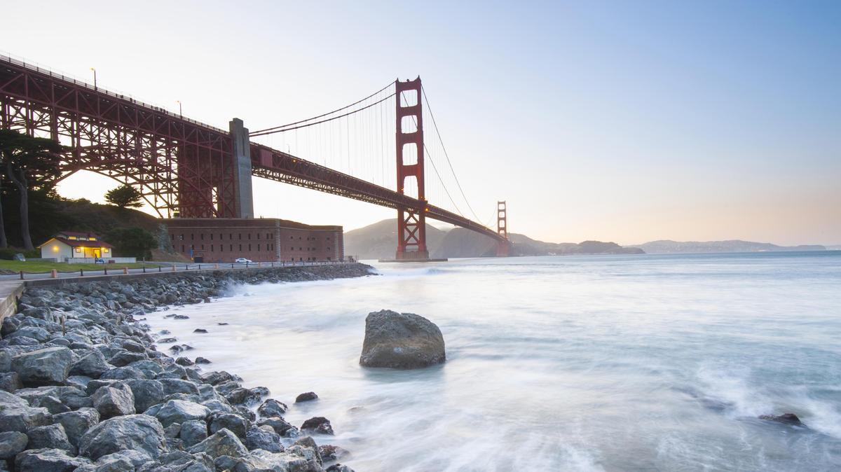 Image result for תמונות של גשר הגולדן גייט