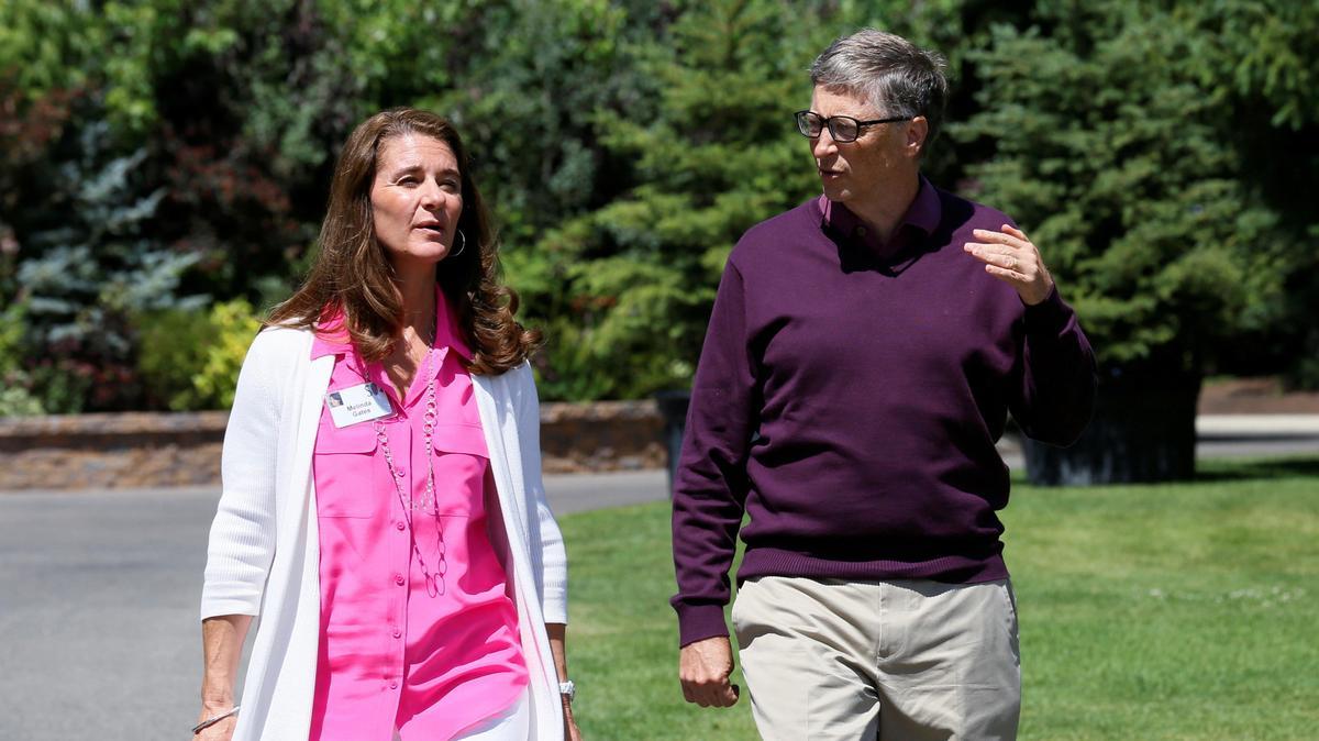 אחרי 27 שנות נישואין: ביל גייטס ואשתו מלינדה מתגרשים - וואלה! חדשות