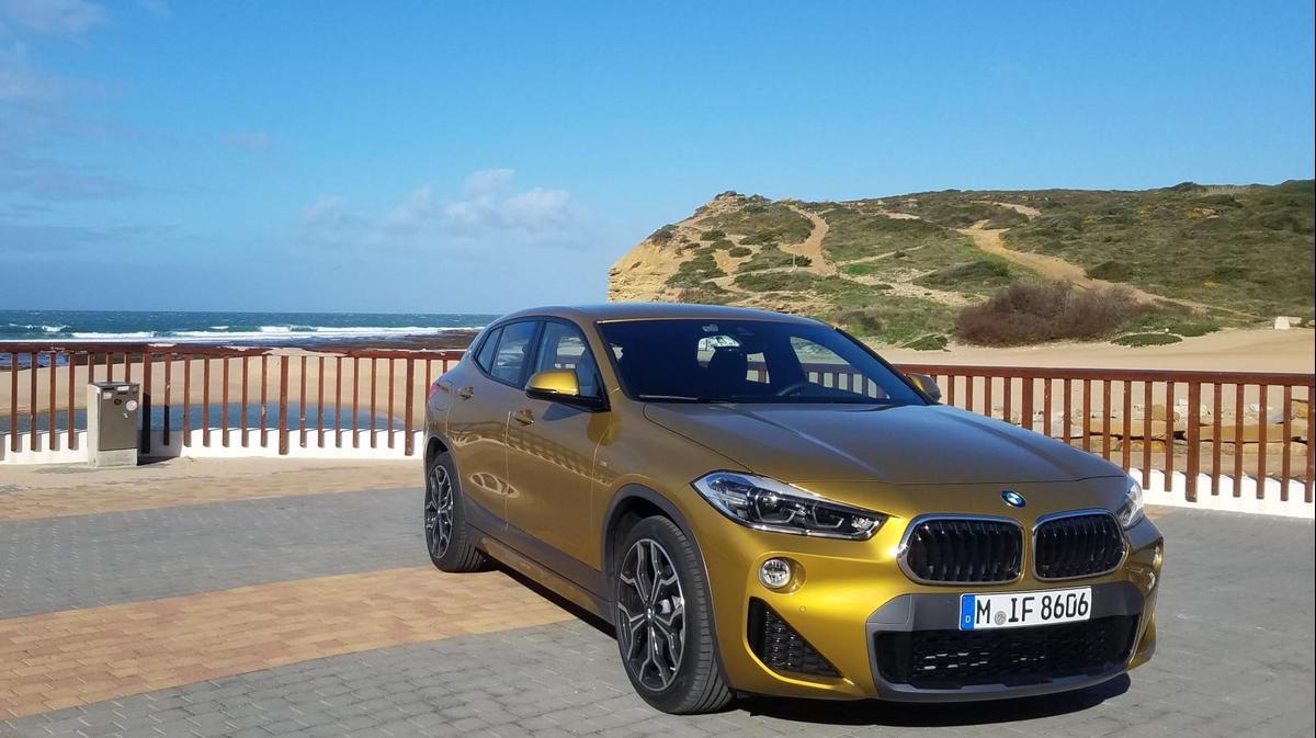נהיגה ראשונה ב במוו X2 החדש וואלה רכב