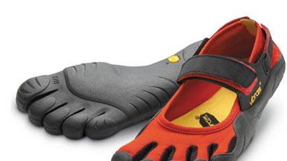 הגדול נעלי אצבע - וואלה! אופנה AG-17