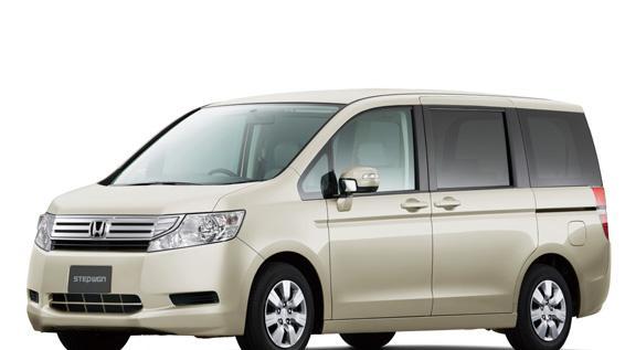 אולטרה מידי הונדה מציגה את WGN, מיניוואן 8 מקומות חדש עבור השוק היפני - וואלה! רכב TU-58